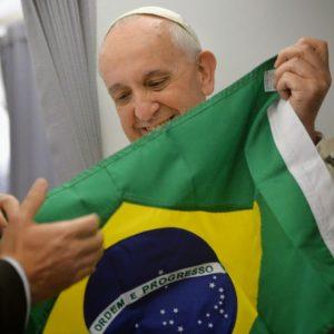 Os brasileiros, os católicos e a Copa do Mundo