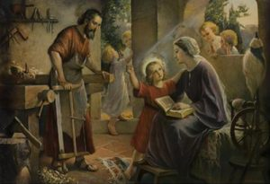 Trabalho: um meio de santificação