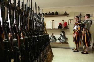 A Igreja e o uso moral das armas