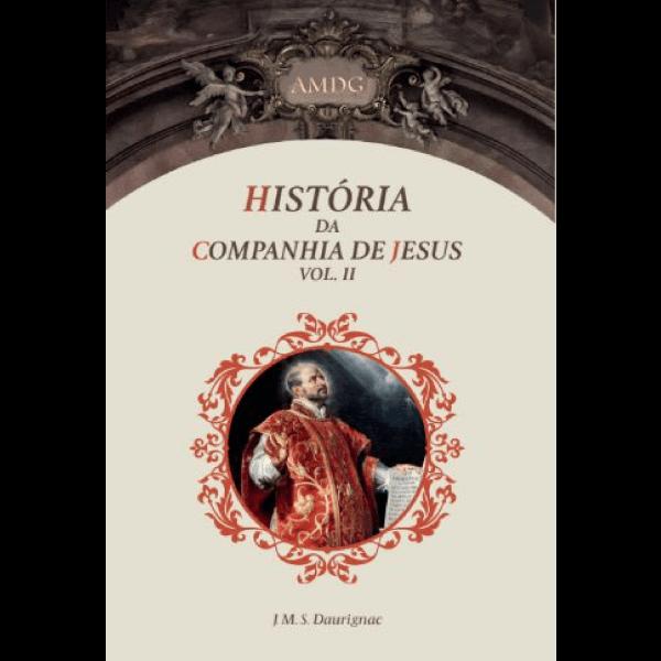 História da Companhia de Jesus – volume 2