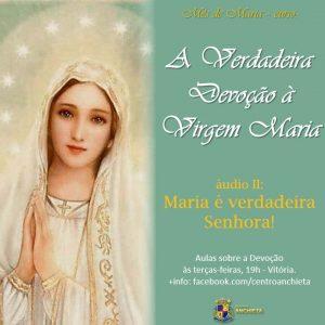 AnchietaCast #3 – Maria é Verdadeira Senhora!