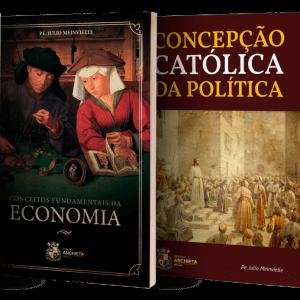 COMBO 4 – Seções Política e Economia