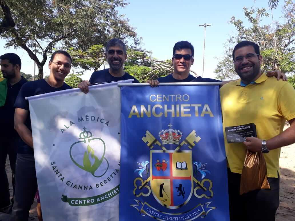 AnchietaCast#10: Entrevista Dr. Rômulo Félix à Rádio América na 5ª Marcha pela Vida